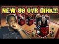 Download Video NBA LIVE MOBILE | NEW 99 OVR ULTIMATE LEGEND DIRK NOWITZKI GAMEPLAY!!!