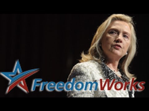 Mock Hillary Clinton Sex Tape Leads to FreedomWorks Investigation
