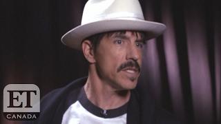 <b>Anthony Kiedis</b> Health Update Talks Son Everly
