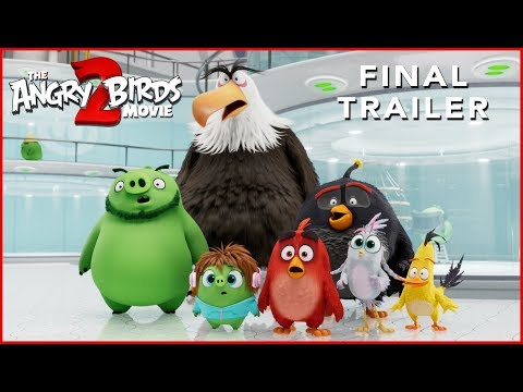 Trailer Angry BirDS 2019