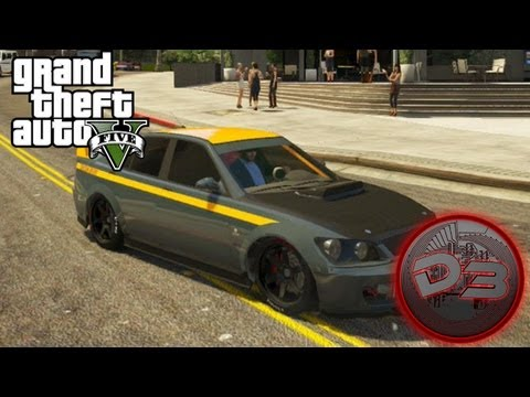 Gta 5 Secret Car Sultan Rs Location Area Hidden Car