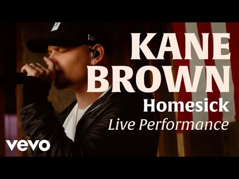 Video Homesick (Official Live Performance) | Vevo x Kane Brown download in MP3, 3GP, MP4, WEBM, AVI, FLV January 2017