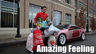 Best Feeling in the World! Donating $850 Worth of Toys to Children's Hospital