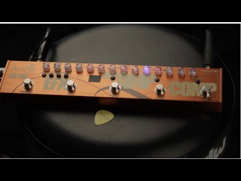 New Gear: Tech 21 Acoustic FlyRig Guitar Processor