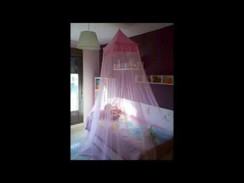 Hacer dosel para cuna videos videos relacionados con - Como hacer un pabellon para cama ...