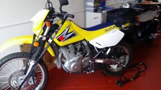 7. Garage find 2006 Suzuki DR650