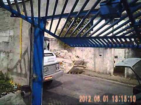 Automátização de Portão Basculante e Articulado Industrial (11) 2143-9018 / 7355-3406