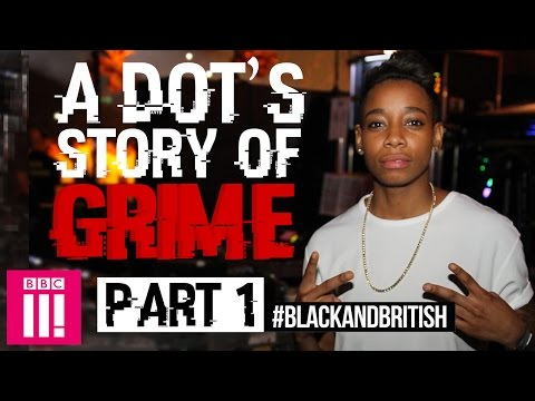 A.DOT'S STORY OF GRIME: THE BATTLE BEGINS @bbcthree @AmplifyDot