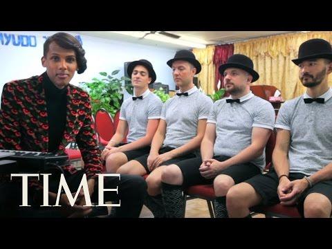 stromae – quand cest ? клип с русскими субтитрами