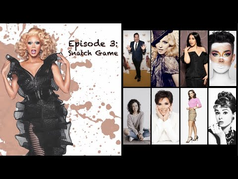 FDR (The Lost Seasons) - Villain's Season 2: Episode 3 (Snatch Game!)