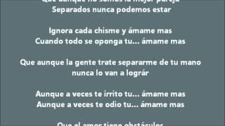 Canción Para Dedicar A Mi Novia | Rap Romantico | Letra