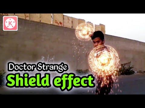 "Tutorial kinemaster Shield effect "" Doctor Strange """