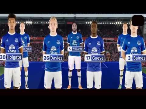 Liverpool vs Everton 3-1 - All Goals Highlights - Premier League 01-04-2017 HD