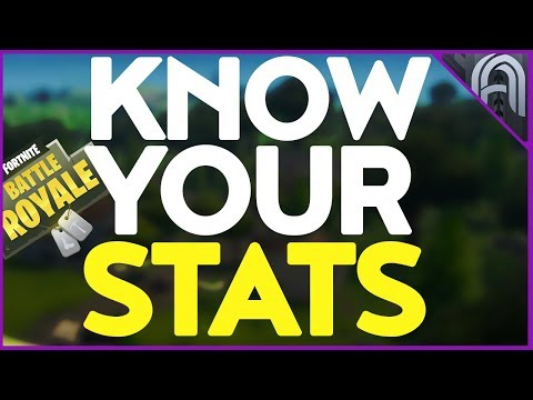 What Are Your STATS!?! FortniteTracker.com Explained! How To Know Your Stats!