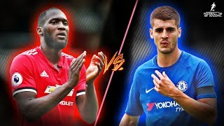 Video Alvaro Morata VS Romelu Lukaku 2017/18 | Who is The Best Striker 2018 ? | HD 1080p MP3, 3GP, MP4, WEBM, AVI, FLV Oktober 2017