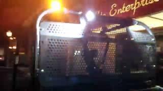 9. Kioti Mechron 2200 Utility Vehicle night version