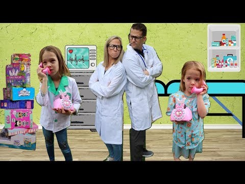 Doctor Jason and the Toy Doctors (видео)