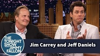 Nonton Jim Carrey and Jeff Daniels Talk Dumb and Dumber To Film Subtitle Indonesia Streaming Movie Download