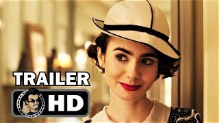 Nonton The Last Tycoon Official Trailer  Hd  Lily Collins Kelsey Grammer Amazon Series Film Subtitle Indonesia Streaming Movie Download