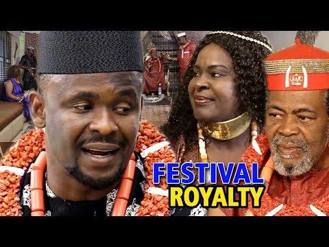 Festival Of Royalty Season 1 - (Zubby Michael) 2018 Latest Nigerian Nollywood Movie Full HD