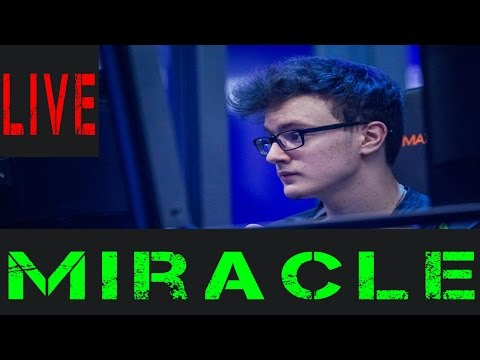 Miracle - Invoker GAMES  LIVE  ROAD TO 10K MMR Games [1080p60] Dota2 - LIVE
