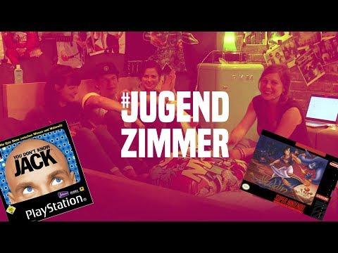 Jugendzimmer Girls-Edition | You Don't Know Jack, Disney's Aladdin, Streetfighter