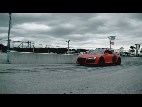 Heffnertwinturbo - Synopsis: A short cinematic video we shot of Heffner's beautiful red Audi R8 which is fitted with his bolt on twin turbo kit. It makes roughly 630 horsepower...