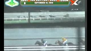 RACE 8 LADY LEISURE 09/14/2014