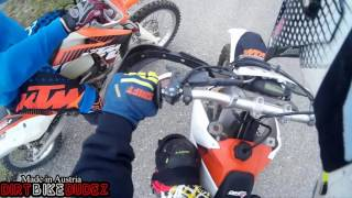 10. How to blow up a KTM 300 2-Stroke / DirtBikeDudeZ