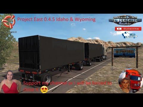Project East v0.4.5 - Idaho & Wyoming