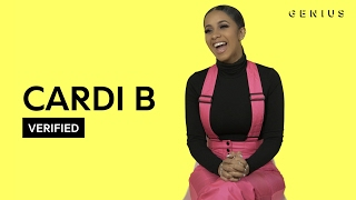 "Video Cardi B ""Hectic"" Official Lyrics & Meaning 