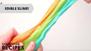 Keep Kids Busy All Day Long with These Edible Slime Recipes | Tastemade by Tastemade
