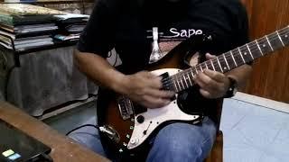 Inka Christie - Yang Kunanti solo guitar cover