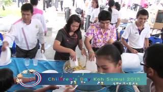Children's Day 2013 Koh Samui Thailand