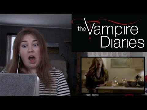 The Vampire Diaries season 2 episode 6 REACTION Plan B TVD