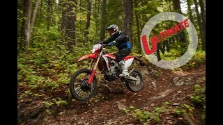 4. 2019 Honda CRF450L First Ride Review | Ultimate Motorcycling