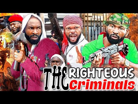 The Righteous Criminals Part 3&4 - Sylvester Madu & Pino Pino Latest Action Nollywood Movies.