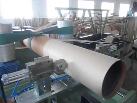 Tubeteira - Levino Máquinas é uma empresa que possui mais de 7 anos de experiência na fabricação de máquinas tubeteiras, para tubetes de papelão e barrica.