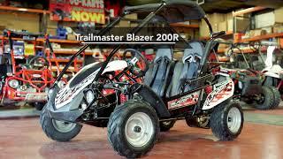 2. Blazer 200R