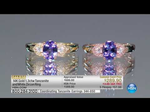 HSN | Gem Source Jewelry Premiere 05.06.2017 - 07 PM