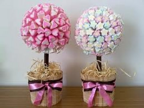 Árvore de Marshmellow