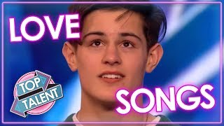 Video POWERFUL LOVE SONGS! Emotional Moments & MORE On Britain's Got Talent & American Idol | Top Talents MP3, 3GP, MP4, WEBM, AVI, FLV Juni 2018