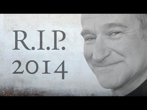 Rest in Peace 2014 - Verstorbene Stars | In Memoriam