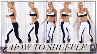Shuffle dance z Eveliną