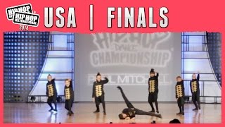 West Covina (CA) United States  city images : Classic - West Covina, CA (Junior - Bronze Medalist) at the 2014 USA Finals