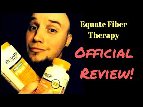 Equate Fiber Therapy Review