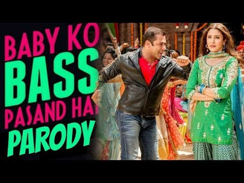 Baby Ko Bass Pasand Hai Full Song Parody || Sultan || Salman Khan || Shudh Desi Videos