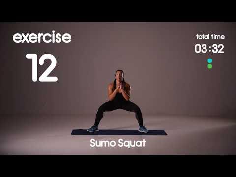 하체 집중 운동법 - 허벅지 특화