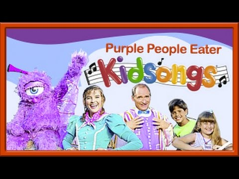 Eater - http://www.kidsongs.com Available on DVD! Join the Kidsongs Kids on a magical trip to places where everyone and everything is silly, including a cute & frien...