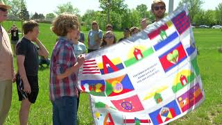 Preview image of Britton Park Flag Raising
